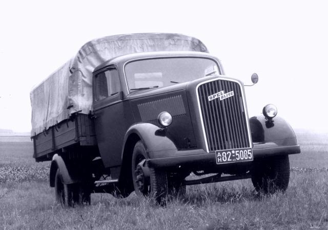 Opel Blitz 1,5 t