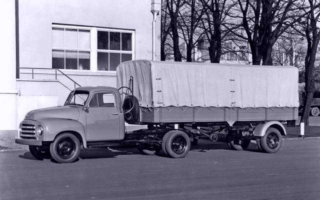Opel Blitz 1,75 t Sattelschlepper