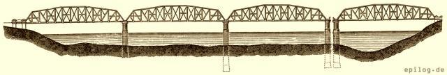 Eisenbahnbrücke über den Hawkesbury River