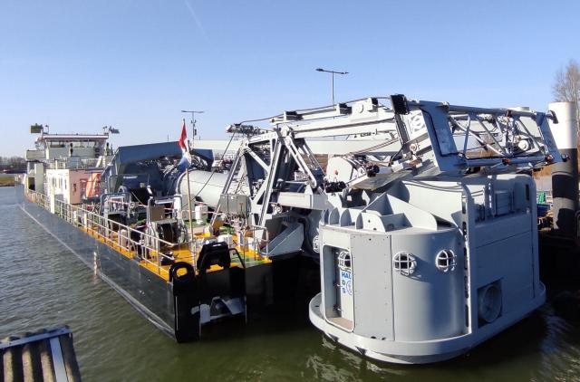 Taucherglockenschiff Archimedes