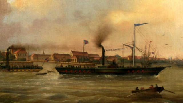 Weser-Dampfschifffahrt