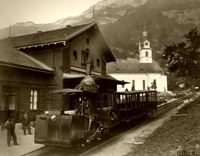 Rigi Railway